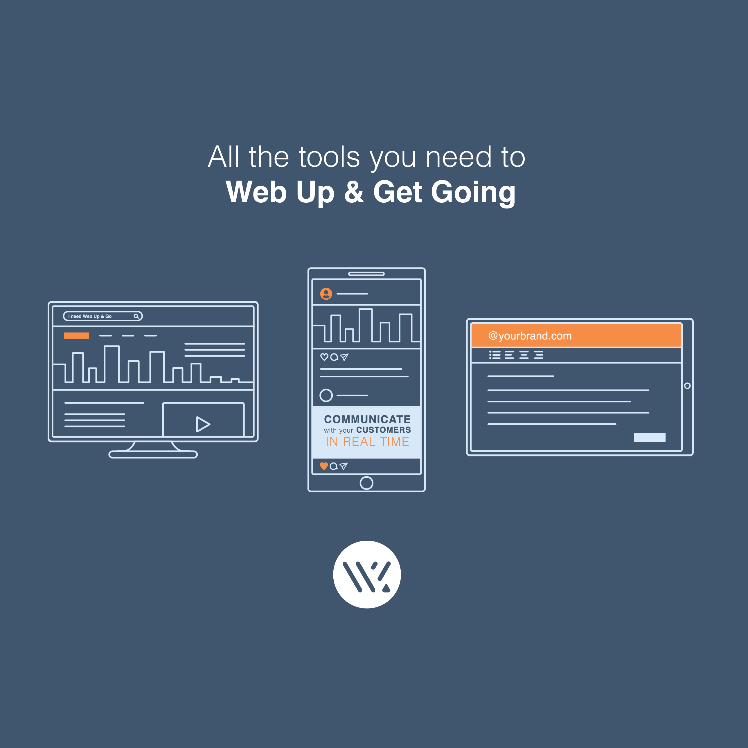 All the Tools you need to Web Up & Get Going